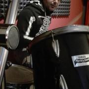 Fabio Tamburini Drummer TAMBOY (nel 2018)